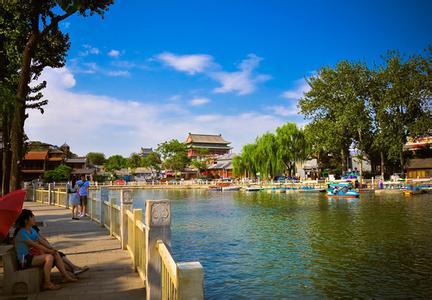 古北水镇、动物园、老北京胡同二日游