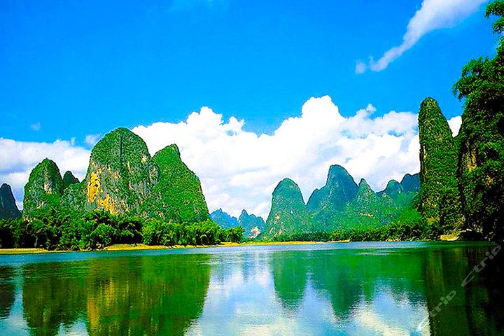 那•山水——桂林、阳朔、兴坪漓江、银子岩双飞4日游