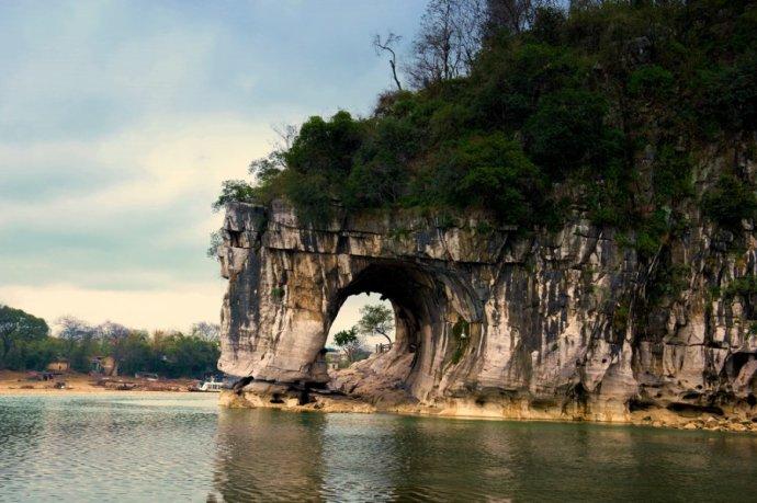 桂林之遇上大漓江